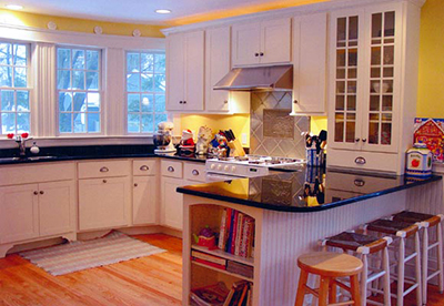Star Marble & Granite Custom Fabrications on Route 44 in Rehoboth, Massachusetts, offering kitchen countertops, vanity tops, kitchen islands, fireplace mantles, and more